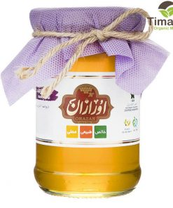 عسل چهل گیاه ارگانیک اورازان 360 گرم