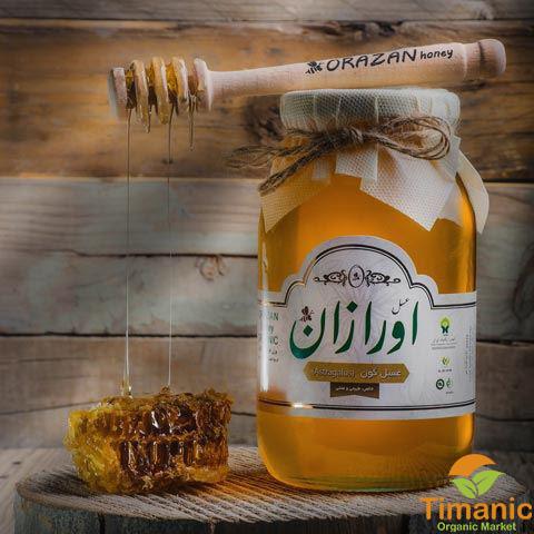 عسل گون ارگانیک اورازان 960 گرم