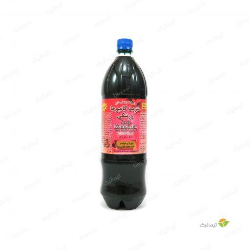 شربت کامبوچا زرشکی بوعلی دارو 1/5 لیتر