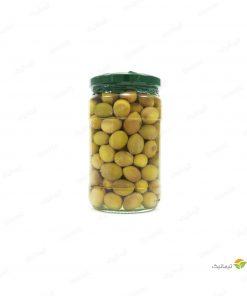 زیتون زرد ریز فدک 700 گرم