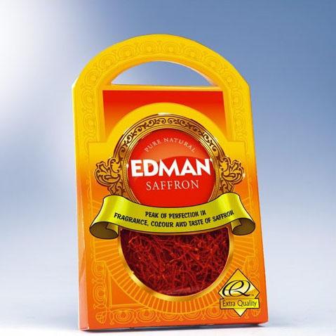 زعفران پاکتی ادمان 0/5 گرم