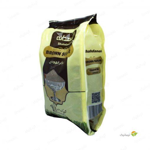 شکر قهوه ای شهدانه 900 گرم