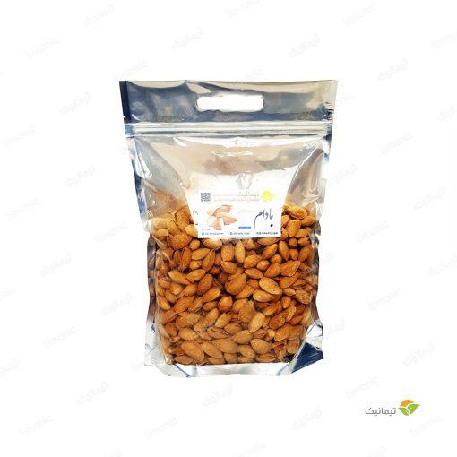 بادام پوست کاغذی (منقا) 1 کیلوگرم