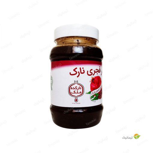 رب انار قجری ارگانیک نارک 800 گرم