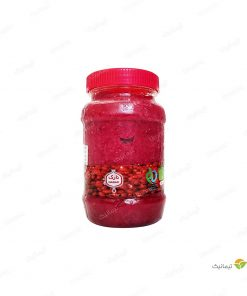 پوره انار (انار بدون هسته) ارگانیک نارک 700 گرم