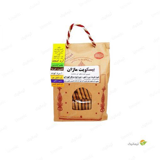 بیسکویت ماژان با شیرین کننده های طبیعی 700 گرم